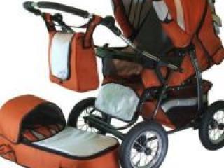 Как правильно подобрать коляску для новорождённого